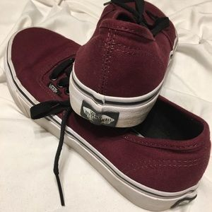 Vans Shoes - Boys Vans Classic Skate Shoes